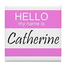 Catherine Tile Coaster