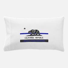 ca thin blue line Pillow Case
