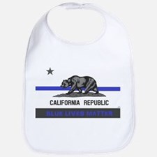 ca thin blue line Bib