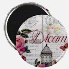 Dream in Pink Magnets