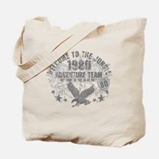Funny Eagle design Tote Bag