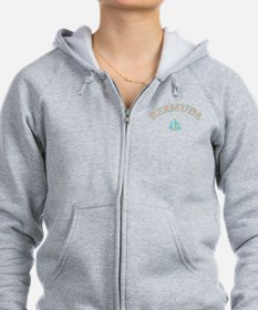 Cute Bermuda vacation Zip Hoodie