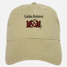 Golden Retriever Mom Baseball Baseball Baseball Cap