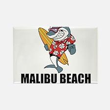 Malibu Beach, California Magnets