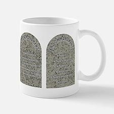 The Ten Commandments Mugs