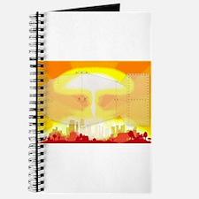 Atomic Bomb Blast Journal