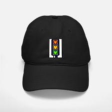Love Heart Traffic Lights Baseball Hat