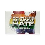 Haunters Against Hate Magnets