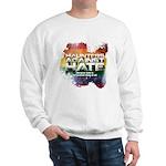 Haunters Against Hate Sweatshirt