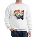 Haunters Against Hate Sweatshirt