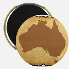 Australian Map Magnets