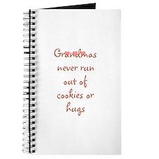 Grandmas never run out of coo Journal