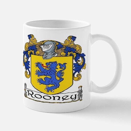 Rooney Coat of Arms Mug