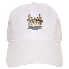 Cheer Coach Spiral Pattern Baseball Cap