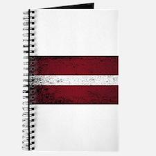 Flag of Latvia Journal