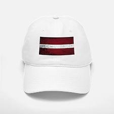 Flag of Latvia Baseball Baseball Cap