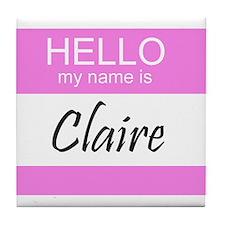 Claire Tile Coaster