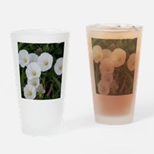 Cute Morning glories Drinking Glass