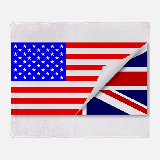 The Special Relationship Throw Blanket