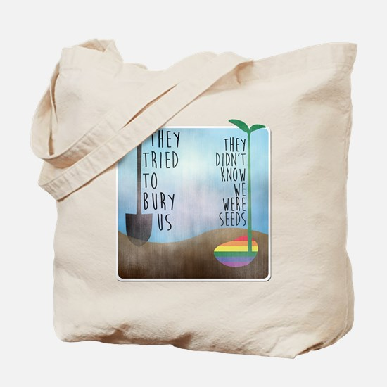 Cute Resilience Tote Bag