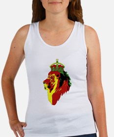 Lion Of Zion Tank Top