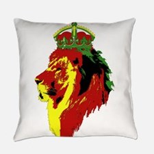 Lion Of Zion Everyday Pillow