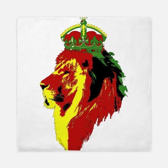 Lion Of Zion Queen Duvet