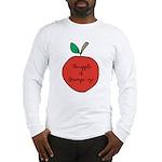 Apple of Gramps' Eye Long Sleeve T-Shirt