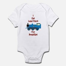 Lead Paint Infant Bodysuit