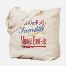 Middle Brother Tote Bag