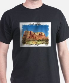 Courthouse Butte T-Shirt