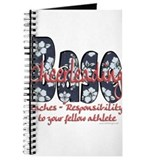 Cheer flyer Journals & Spiral Notebooks