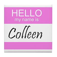 Colleen Tile Coaster