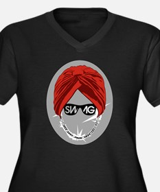 Urban Turban Plus Size T-Shirt