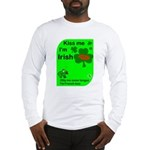 Irish/French Heritage Long Sleeve T-Shirt