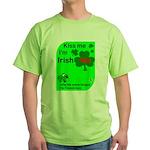 Irish/French Heritage Green T-Shirt