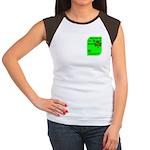 Irish/French Heritage Women's Cap Sleeve T-Shirt