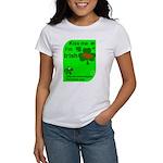 Irish/French Heritage Women's T-Shirt