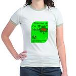 Irish/French Heritage Jr. Ringer T-Shirt