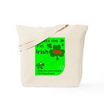 Irish/French Heritage Tote Bag