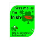 Irish/French Heritage Postcards (Package of 8)