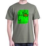 Irish/French Heritage Dark T-Shirt