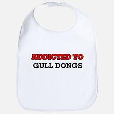 Addicted to Gull Dongs Bib