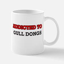 Addicted to Gull Dongs Mugs