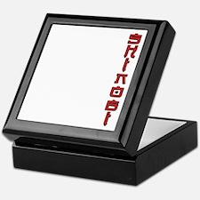 Shinobi Keepsake Box