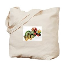 Butterflies 10 Tote Bag