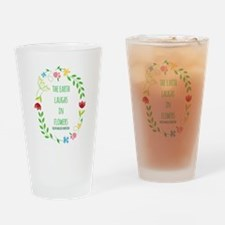 Unique Emerson Drinking Glass