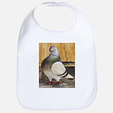 Barred Flight Pigeon Bib