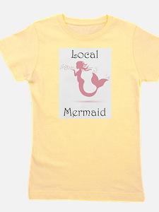 Unique Mermaid Girl's Tee