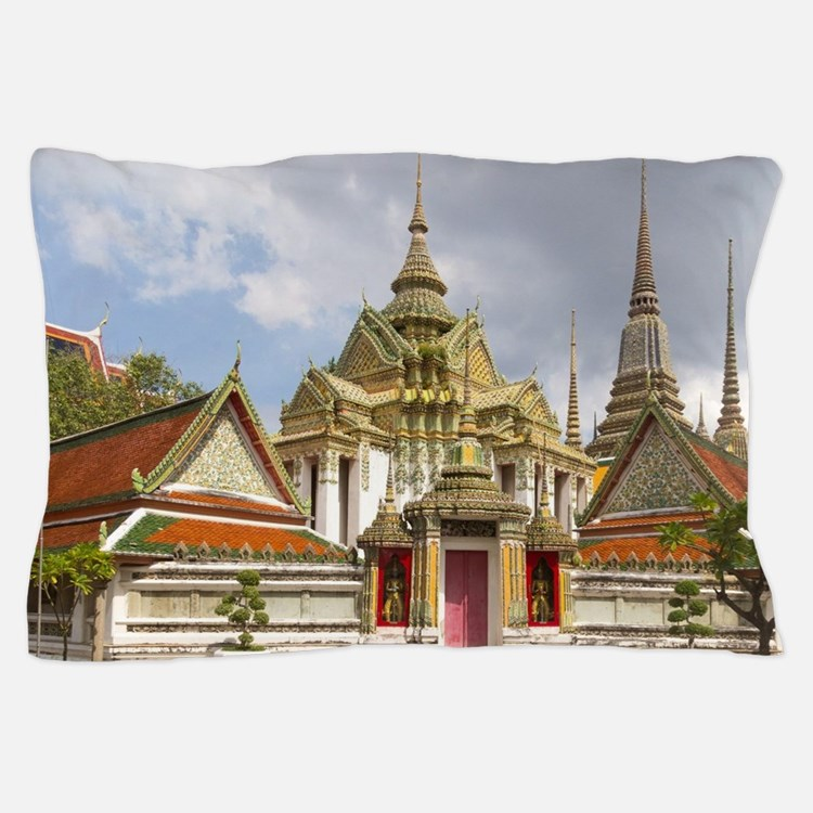 Cute Bangkok Pillow Case